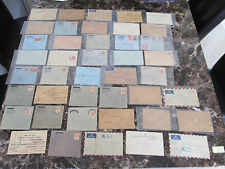 Fantastic Valuable Collection lot of 42 Different Malaya Covers