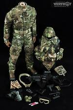VERYHOT VH 1013 HOT 1/6 TOYS Soldier model US army 2nd Infantry division gunner