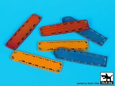 Black Dog 1/35 Modern Emergency Rescue Spine Board Stretchers (6 pieces) T35153