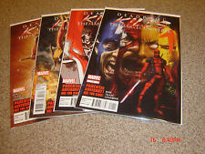 DEADPOOL KILLS THE MARVEL UNIVERSE 1st PRINT COMPLETE SERIES 1-4
