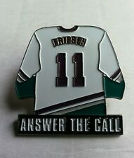 Anaheim Mighty Ducks ANSWER THE CALL Friesen Jersey Pin