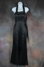 MIKE BENET FORMAL/PROM/PAGEANT GOWN SIZE 4 BLACK