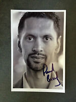 PAUL BAZELY - DR WHO / BENIDORM - GREAT ACTOR - EXCELLENT SIGNED B/W PHOTOGRAPH