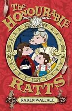 The Honourable Ratts (Black Cats), Karen Wallace, New Book