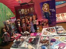 Bratz Doll Big Toy Lot Mix Of Dolls Boys Clothes Accessories Shoes Carry Bag Car