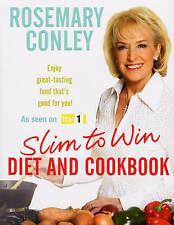 Slim to Win: Diet and Cookbook,Conley, Rosemary,New Book mon0000019033