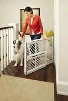 North States SUPERGATE III Baby/Child Safety Pet Gate