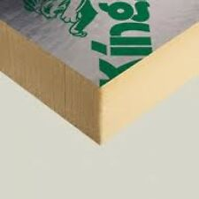 CELOTEX / KINGSPAN INSULATION 2400 X 1200 25MM (X9)