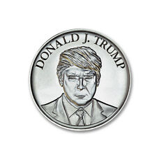 Lot of 5 - Donald Trump 1 oz .999  Silver Coin Inauguration medal