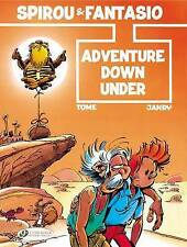 Spirou: Adventure Down Under v. 1, Tome