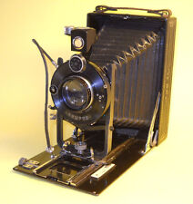 Goerz Tenax - Antique 10x15cm Folding Camera in extremely good condition!