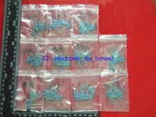 220pcs11value0.5ohm~68ohm1/2W(0.5Watt) Metal Film Resistor Assortment Kit #4759