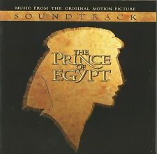 NEW!! The  Prince of Egypt Hans Zimmer VARIOUS ARTISTS CD
