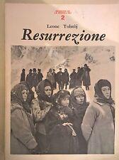 LEONE TOLSTOJ - RESURREZIONE - QUADERNI DE LA NOSTRA RAI N. 2 - 1965