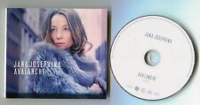 Jana Josephina - cd-PROMO - AVALANCHE radio edit © 2014 UK-1-Track-CD - digipack