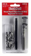 "New! 5521-6 HELICOIL Complete Thread Repair Kit 3/8"" -16 x .562 12 Inserts Heli"