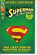 Reign of the Superman #12, 13, 14 and 15 by DC Comic