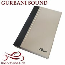 220V ELECTRONIC WIRED VOCAL DOORBELL - GURBANI SOUND (SIKH) DOOR BELL
