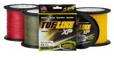 Tuf Line XP Braided Spectra Line Tuff 65lb 300yds Yellow (3097)
