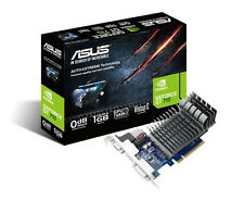 Asus nVidia GeForce GT710 1Gb Silent Low Profile HDMI DVI VGA Graphics Card