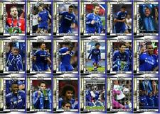 Chelsea FC 2015 Football League Cup final winners trading cards