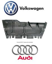 Genuine VW NEW Under Engine Splash Guard Shield Oil Pan Lower Center Front Cover