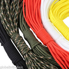 10M String Cord Rope For Camping Hiking Outdoor Nylon Paracord Parachute