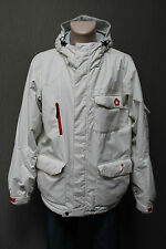 SKI INDUSTRIES Herren Jacke Gr. XL Jacket Winter windproof - waterproof weiss (9