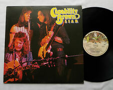 CAPABILITY BROWN Liar UK Orig LP CHARISMA CS 5 (A1/B1 - 1976) Prog VG++/NM