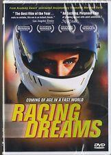 Racing Dreams (DVD, 2010)  NASCAR dreams