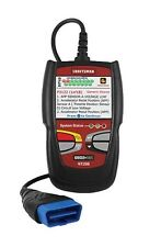 Craftsman Check Engine Reader Vehicle Diagnostic Trouble Code Scanner OBD2 + ABS