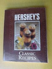 HERSHEYS CLASSIC RECIPES COOKBOOK 2000 CHOCOLATE CAKES PIES COOKIES BARS