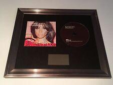 SIGNED/AUTOGRAPHED LEONA LEWIS GLASSHEART FRAMED CD PRESENTATION. RARE. X FACTOR