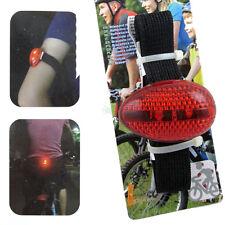 Armband luce LED braccio per bici bicicletta segnalatore jogging corsa strada