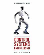 New-Control Systems Engineering by Norman S. Nise 6 ed INTL ED