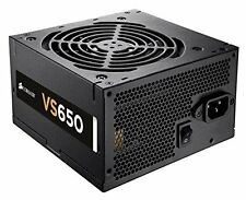 Corsair VS650 650 Watt Gaming Power Supply for High Performance