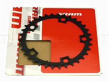NEW SRAM/TruVativ Red/Force/Rival/Apex 34 Tooth Inner Chainring - 110mm Black