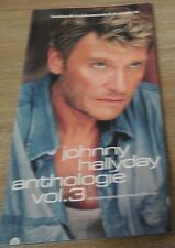 Sampler 36 Titres Johnny Hallyday ‎– Anthologie Vol. 3