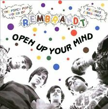 Various Artists-Open Up Your Mind The Psych Pop World Of Rembrandt RecordsCD NEW