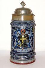 Edad bierkrug munich kindel Kindl Krug hb munich bierkrüge beerstein 1 litros