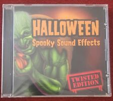 Drew's Famous HALLOWEEN SPOOKY SOUND EFFECTS TWISTED EDITION SCARY HAUNTED HOUSE