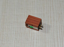 Wood body for AUDIOTECHNICA at95e CARTRIDGE MC look-new-Sound Improvement