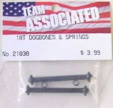 Associated RC18T Dogbones & Springs
