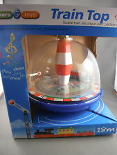 SPINNING TOP - Maro toys Train top