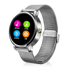 V360 Smart Watch For Android, IOS & SmartPhones Bluetooth 4.0 Silver