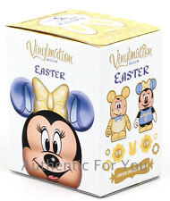 2015 LE Disney Parks SEALED Easter Mickey or Minnie Mystery Vinylmation Eachez