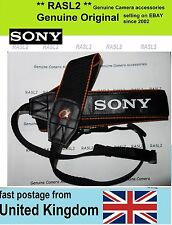 Genuine Original SONY Alpha DSLR SLR Camera Neck Shoulder Strap
