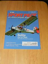 MAG BACK ISSUE SPORT PILOT & LIGHT SPORT SEPT 2009 BELITE ON A DIET