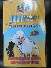 2010-11 UPPER DECK SERIES 1 HOCKEY GARAVITY 6 BOXES CASE