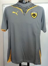 AEK ATHENS 2009/10 AWAY SHIRT BY PUMA ADULTS SIZE XXL BRAND NEW WITH TAGS
